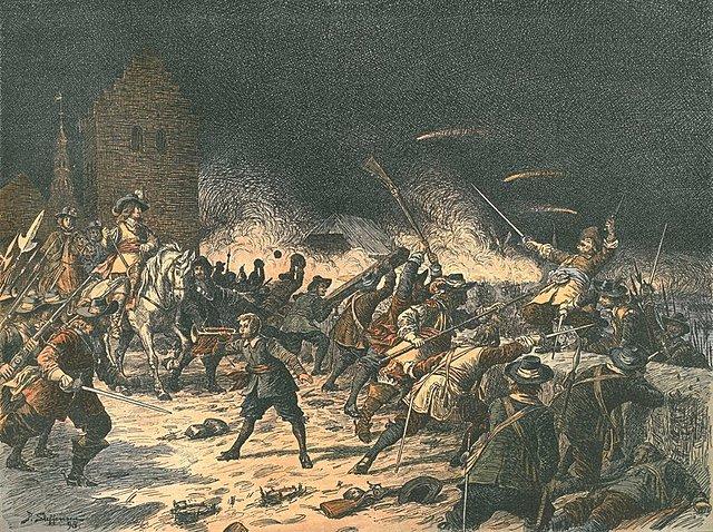 Svenskekrigene