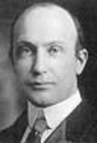 Robert Sessions Woodworth (1869-1962)