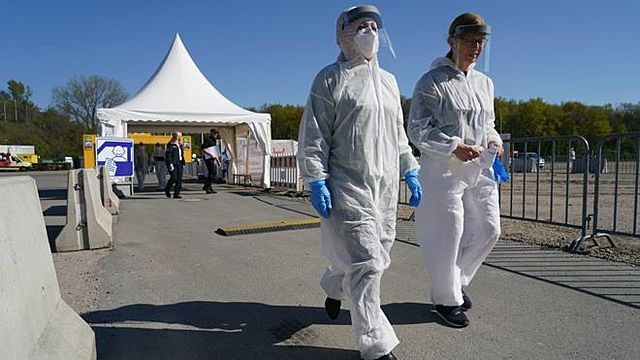 Germany infection rate rises as lockdown eases