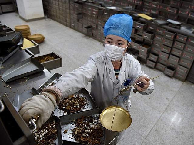 China is promoting coronavirus treatments based on traditional medicines