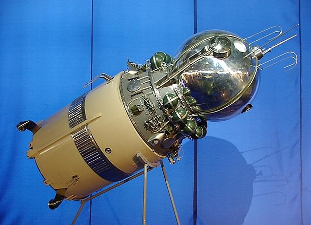 VOSTOK 1 (Yuri Gagarin)