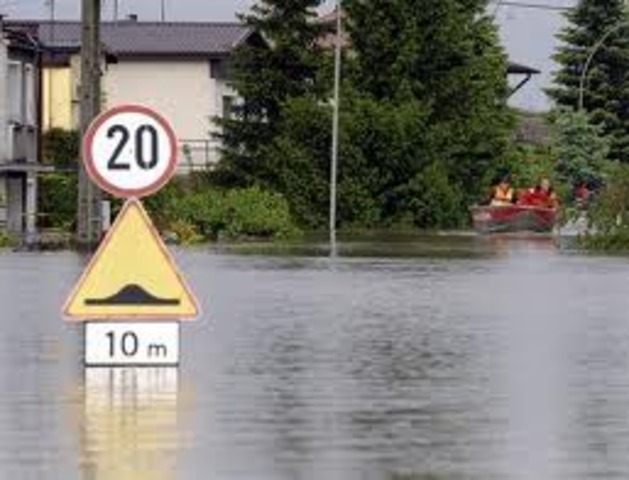 Great Flood in Poland