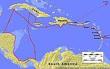 Quart viatge de Colom a Amèrica