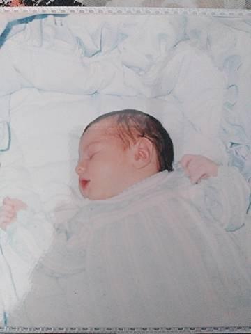 Mi nacimiento.