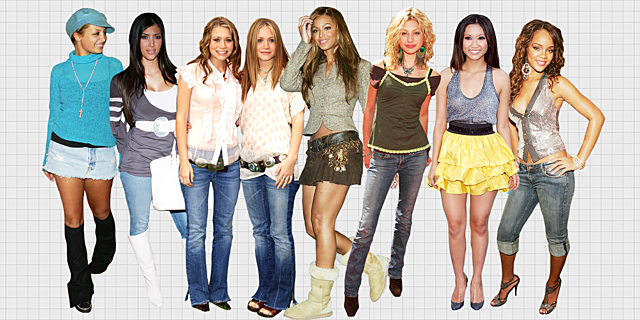 Fashion in the 2000's