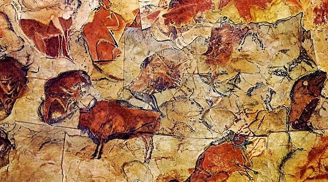 INICIOS DE LA ANIMACIÓN- Cuevas de Altamira-España