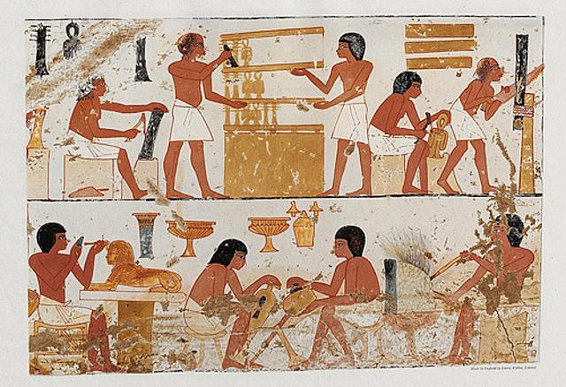 Animación- Egipto