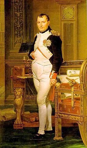 Napoleón y la toma del poder