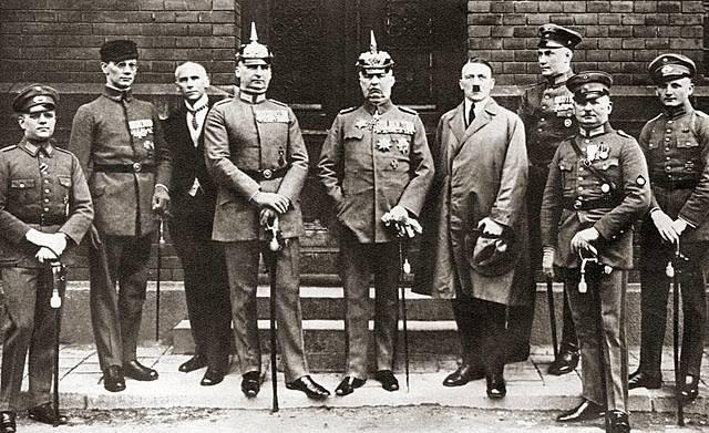 Putsch de Munic de 1923