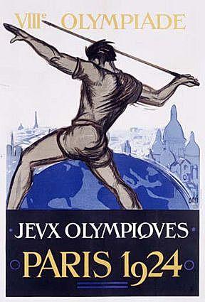 Juegos Olimpicos Paris 1924