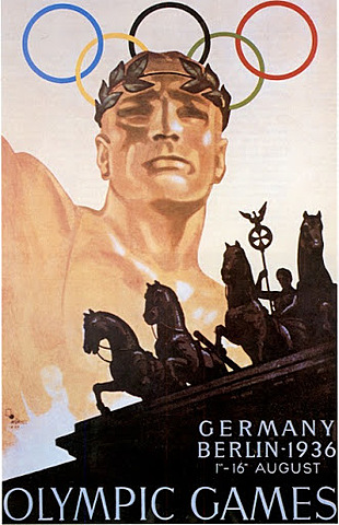 Juegos Olimpicos Berlin 1936