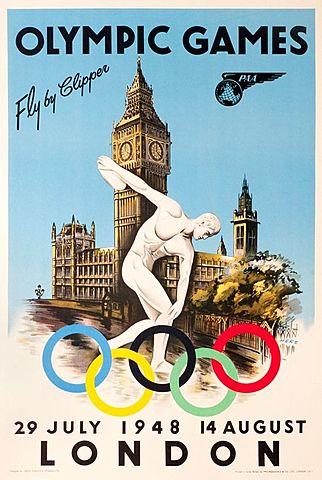 Juegos Olimpicos Londres 1948