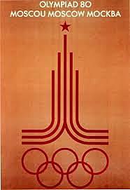 Juegos Olimpicos Moscu 1980