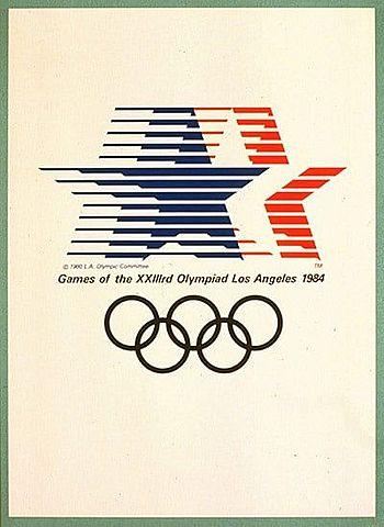 Juegos Olimpicos Los Angeles 1984