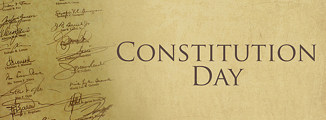 The U.S. Constitution was approved