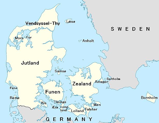 Marmorkrebs found in Denmark