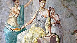 Del arte egipcio al bizantino timeline