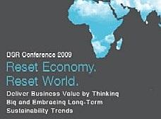 BSR 2009. Conferencia Mundial de Responsabilidad Social Empresarial