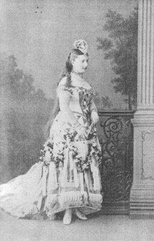 Женитьба Александра II на Е.М. Долгорукой-Юрьевской