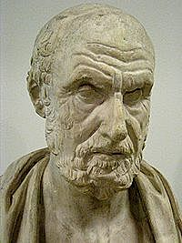 Corpus Hippocraticum. Grecia cuna de la tradición médica occidental.
