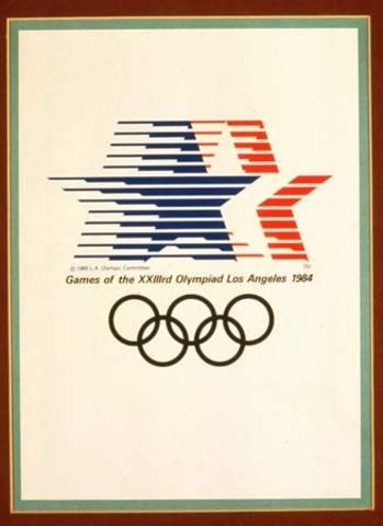 U.S. boycotts the Moscow summer Olympics