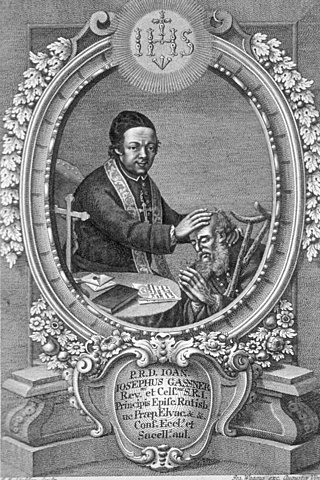 J.J. Gassner (1722-1779)