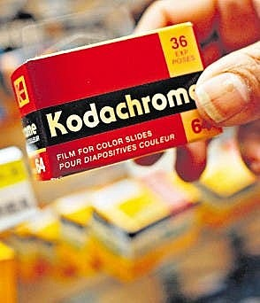Fotografía- KodaChrome