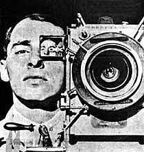 Teoría del cine- ojo