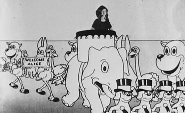 Animacion -Walt Disney