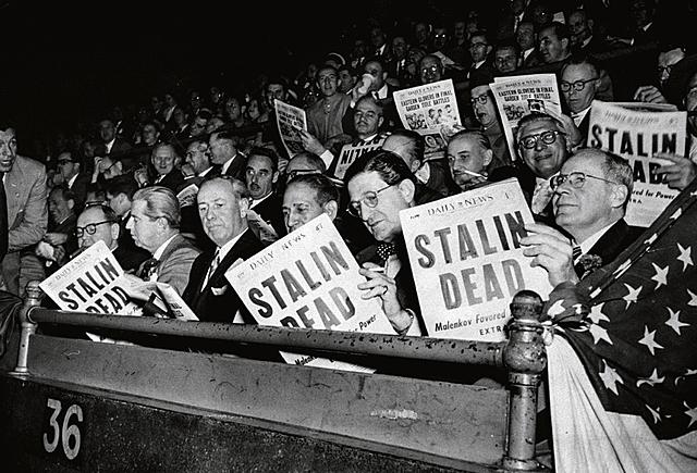 Muerte de Stalin y la llegada de Nikita Kruschev