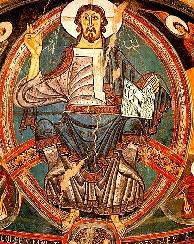 Els frescos de l'absis de Sant Climent de Taüll