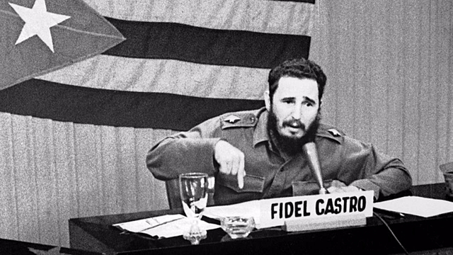 Fidel Castro se hace con el poder en Cuba