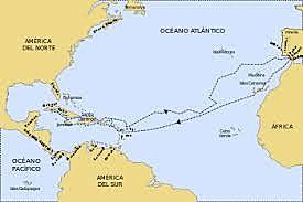 Segon viatge de Colom a Amèrica