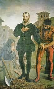 Execució de Juan de Lanuza