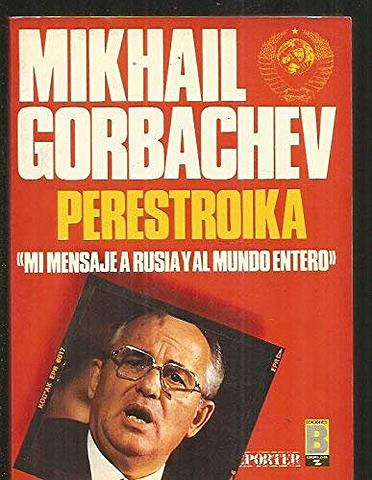 La llegada de Gorbachov a la URSS