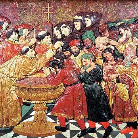 Expulsió dels jueus de la Corona hispànica