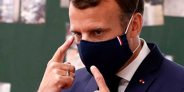 Face mask are now mandatory for individuals to wear in France
