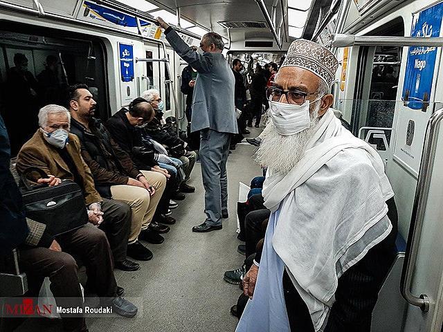Iran makes wearing of facial masks mandatory in public arenas