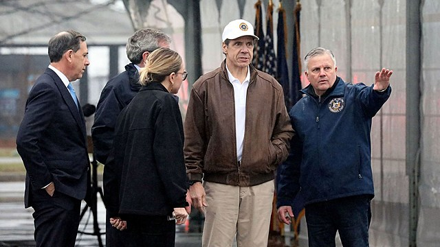 'We're Going to Close the Valve': Cuomo announces as New York enters lockdown