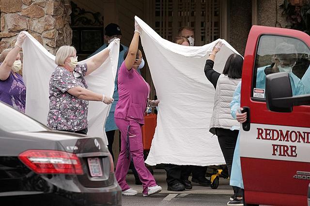 Coronavirus enters crowded city of New York