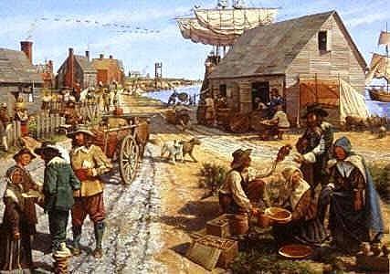 The New Hampshire Colony