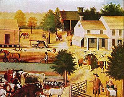 The Delaware Colony