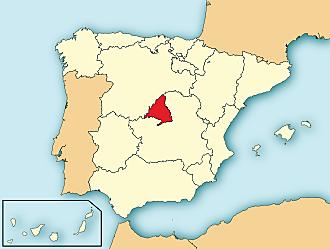 Madrid Madrid es converteix en la capital de l'Imperi.