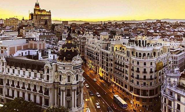 Madrid es converteix en la capital de l'Imperi