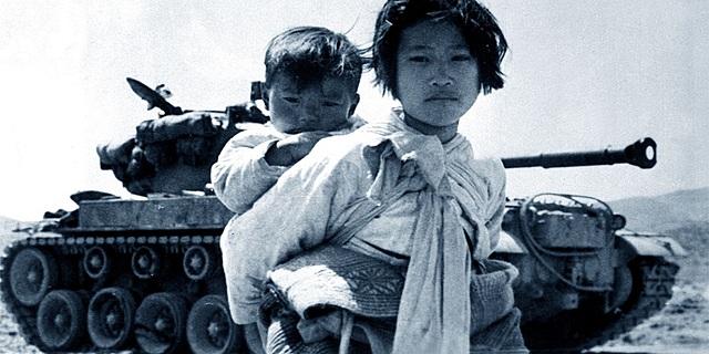 Inizio della Guerra in Corea