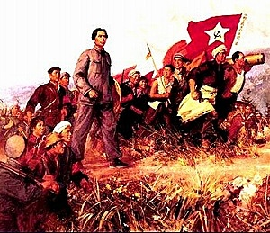 Guerra civile in Cina