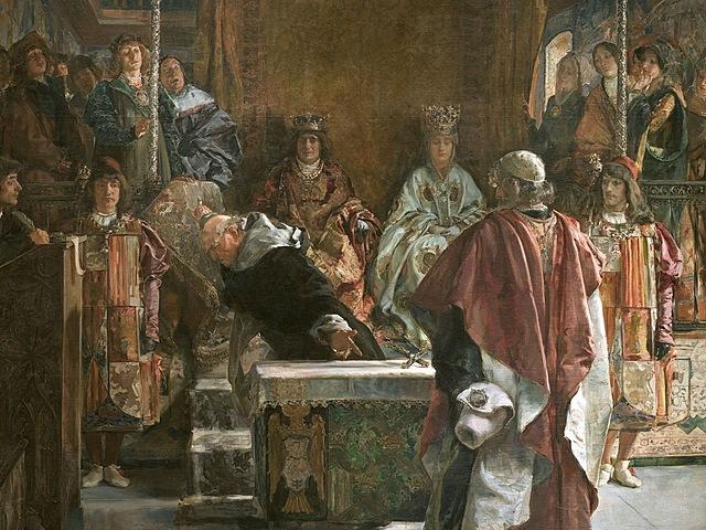 Expulsiódels jueus de la corona hispànica