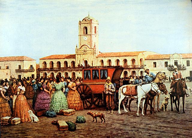 Cisneros es elegido como presidente en la Primera Junta de Gobierno.