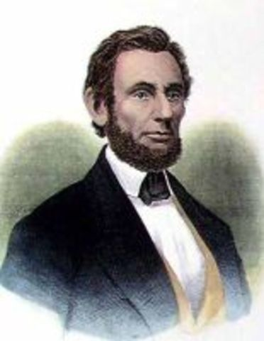 Lincoln Requests 15,000 troops