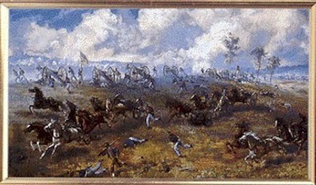 1rst Manassas (Bull Run)